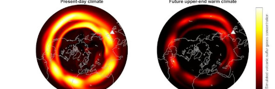 Climate change will transform cooling effects of volcanic eruptions, study suggests