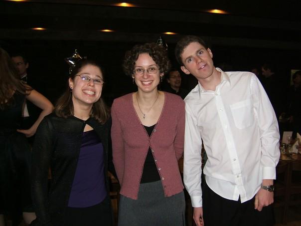 Robin S, Erica and Matt